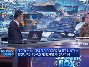 Kemenkomarves:USD 6 M Siap Masuk di Investasi Baterai Lithium