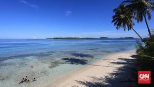 Serba-serbi Berburu Ombak di Kepulauan Mentawai