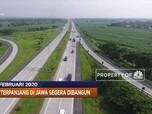 Pembangunan Tol Jawa Hingga Singapura Waspada Corona