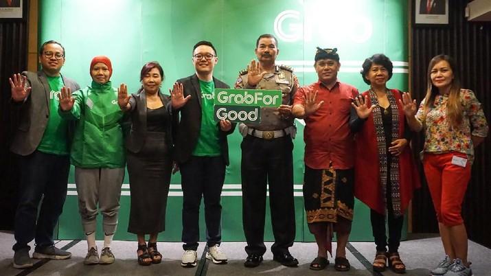 Grab melaksanakan kegiatan Safety Roadshow yang ke-tujuh di Bali di mana acara ini merupakan bagian dari kampanye terbaru Grab #AMANUNTUKSEMUA.