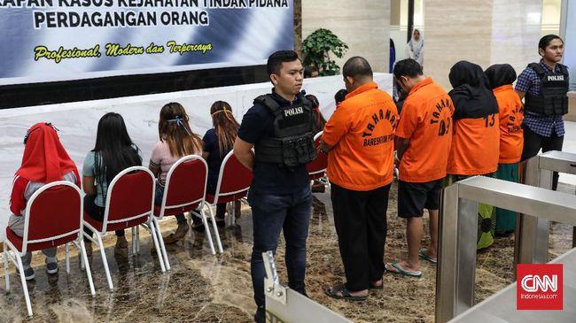Perdagangan Orang di Bogor, Modus BO sampai Kawin Kontrak