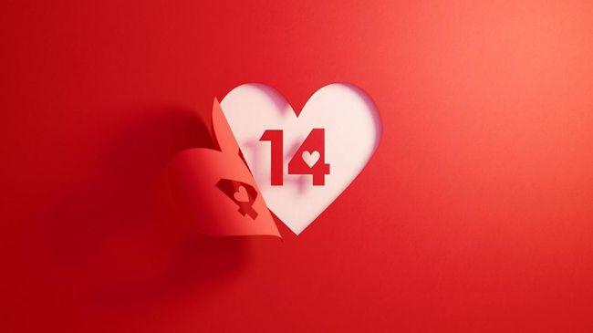 Sejarah Panjang dan Arti Valentine: Dulu dan Kini