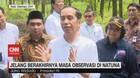 VIDEO - Jokowi: Tak Usah Khawatir WNI Natuna Dipulangkan