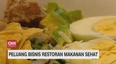 VIDEO: Peluang Bisnis Restoran Makanan Sehat
