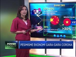 Pesimisme Ekonomi Gara-Gara Corona