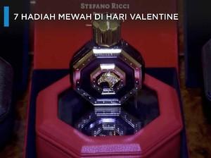 So Sweet, Ini 7 Hadiah Mewah di Hari Valentine