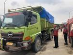 Menjaring Truk Kegendutan di Jalan Tol Trans Sumatera