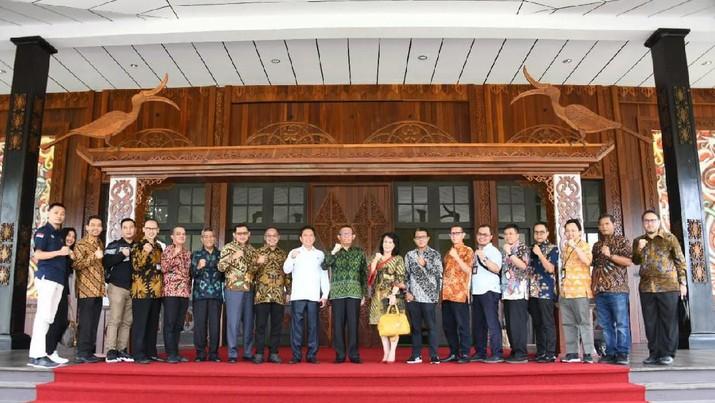 Gas Trans Kalimantan, BPH Migas: Perlu Dukungan Pusat-Daerah