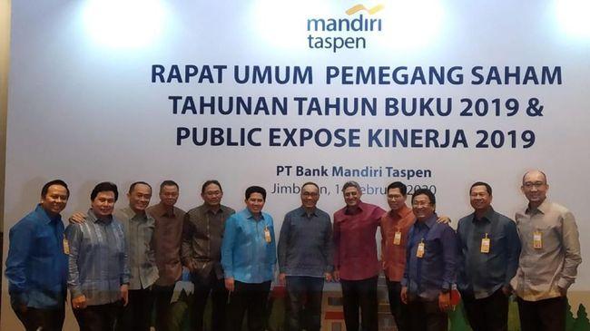 5 Tahun Eksis, Bank Mantap Raih Laba Rp456 Miliar