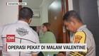 VIDEO: Operasi Pekat di Malam Valentine