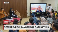 VIDEO: Skenario Pemulangan WNI dari Natuna