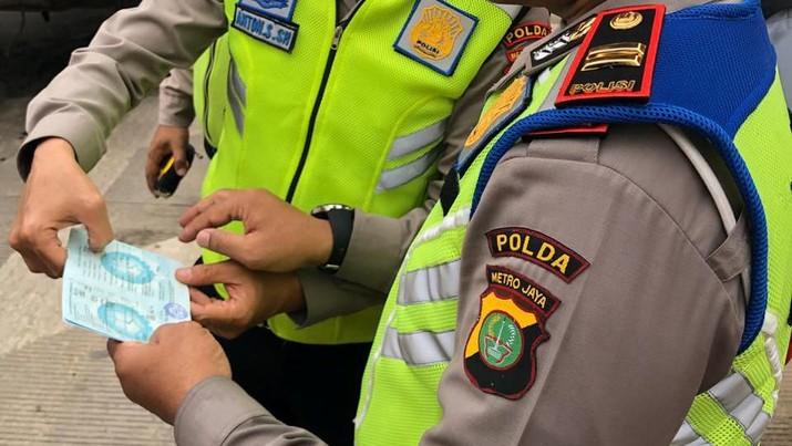 Aksi Keselamatan Dan Penegakan Hukum Di Jalan Tol, Hutama Karya Jaring 200 Lebih Kendaraan ODOL.