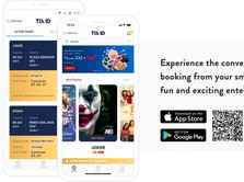 Susul Traveloka, Tix ID Suntik Startup Hiburan Singapura Ini