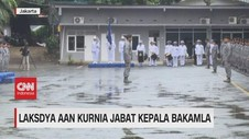 VIDEO: Laksdya Aan Kurnia Jabat Kepala Bakamla