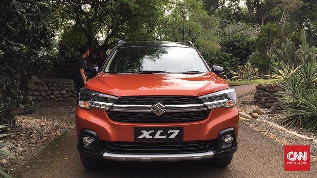 Asal-usul Nama Suzuki XL7
