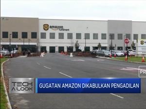 Gugatan Amazon Dikabulkan Bikin Microsoft 'Nyesek'