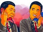 Basmi Corona, Xi Jinping Telepon Raja Arab, Trump & Jokowi