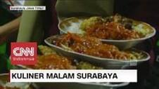 VIDEO: Menikmati Kuliner Malam Surabaya