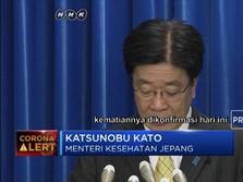 Laporan Kematian Karena Corona di Jepang, Bikin Heboh
