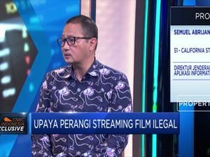 Perangi Streaming Film Ilegal, Kemenkominfo Tutup 1.000 Situs