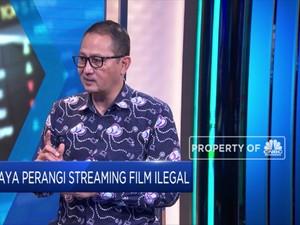 Strategi Kemkominfo Lindungi Hak Cipta di Situs Film Ilegal