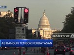 AS Kukuh Bangun Tembok Perbatasan AS-Meksiko