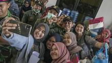 229 Polisi BKO Kawal Observasi WNI di Natuna Negatif Corona