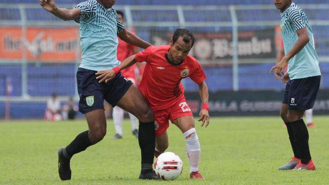 Klasemen Piala Gubernur Jatim: Persija Juara Grup
