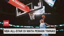 VIDEO; NBA All-Star di Mata Pemain Timnas
