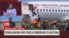 VIDEO: WNI Yang Diobservasi di Natuna Berangkat ke Jakarta