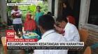 VIDEO: Keluarga Menanti Kedatangan WNI yang Dikarantina
