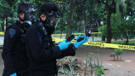 Polri Masih Tunggu Hasil Uji Sampel Tanah Terpapar Radioaktif