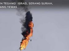 Makin Tegang! Israel Serang Suriah, 7 Orang Tewas