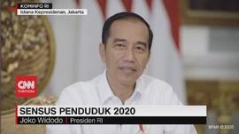 VIDEO: Pesan Presiden Untuk Sensus Penduduk 2020
