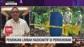 VIDEO: Penemuan Limbah Radioaktif di Permukiman
