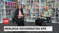 VIDEO - Special Interview: Anggota Dewas KPK Syamsuddin Haris