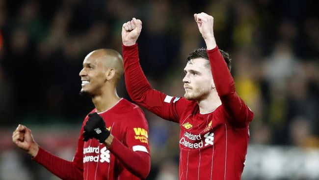 Liverpool Dibanjiri Kecaman karena Potong Gaji Karyawan