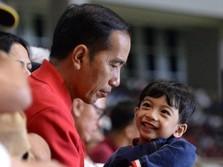 Jokowi Lebih Disukai Rakyat dari Sukarno, Tapi Soeharto No.1
