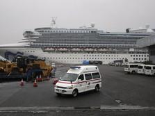 Jepang Gagal Deteksi 1 Pasien Positif Corona di Kapal Pesiar