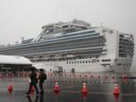 Kasus Corona di Kapal Mewah Ini Naik Jadi 454 Orang