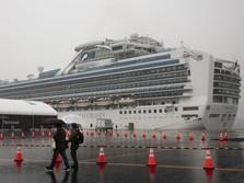 Jokowi Ngaku Susah Pulangkan WNI di Kapal Diamond Princess