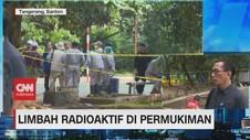 VIDEO: Pembersihan Area Terpapar Limbah Radioaktif