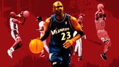 INFOGRAFIS: 5 Nomor Punggung Michael Jordan