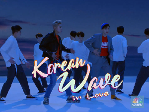 Korean Wave in Love Ramaikan Valentine di Trans TV