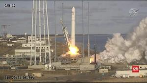 VIDEO: NASA Kirim Permen dan Keju ke Luar Angkasa
