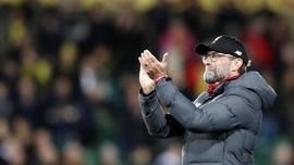 Menebak Pikiran Klopp di Fase Genting Liverpool