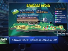 Runway Bisnis Baru Gudang Garam
