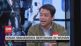 Kisah WNI Bertahan Hidup di Wuhan Hadapi Virus Corona