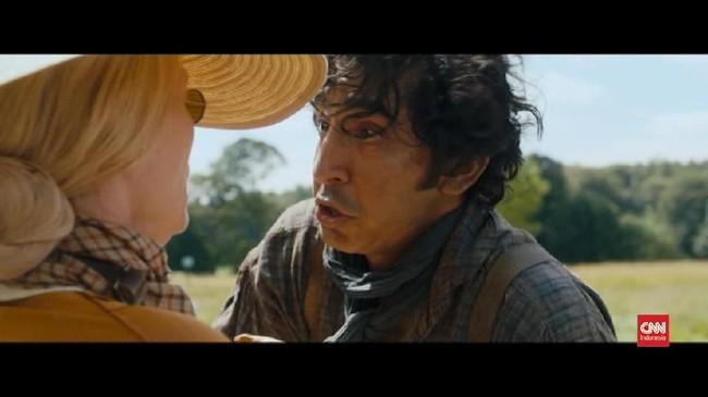VIDEO: Sekilas Aksi Dev Patel di Film David Copperfield