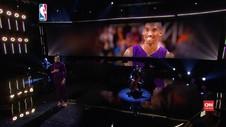 VIDEO: NBA All-Star Dimulai Upacara Penghormatan Kobe Bryant
